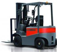 1-3.5吨平衡重电动叉车